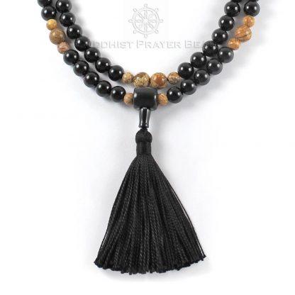 faith mala beads