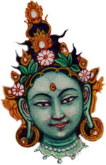 Green Tara Mother of Liberation